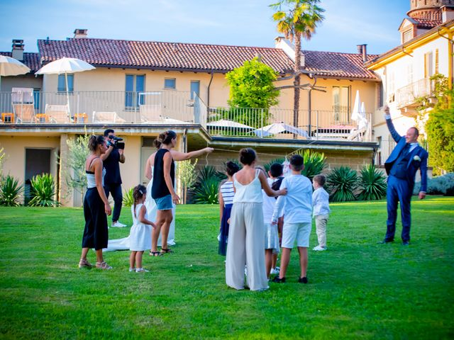 Il matrimonio di Marco e Manuela a Vercelli, Vercelli 29