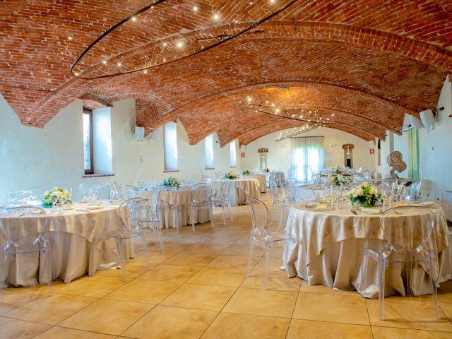Il matrimonio di Marco e Manuela a Vercelli, Vercelli 39