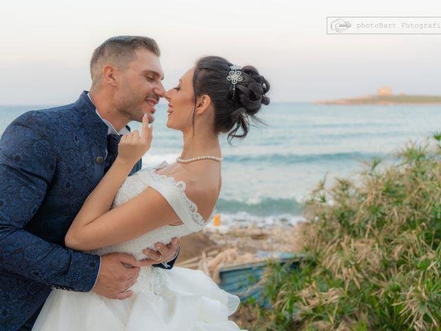 Il matrimonio di Giuseppe e Francesca a Portopalo di Capo Passero, Siracusa 12