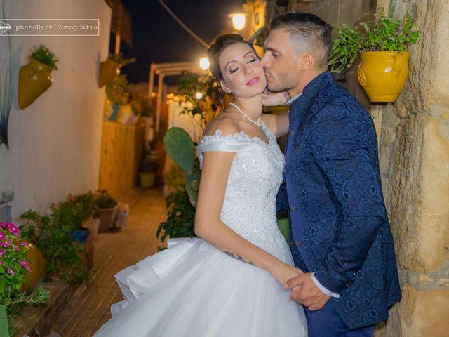 Il matrimonio di Giuseppe e Francesca a Portopalo di Capo Passero, Siracusa 1