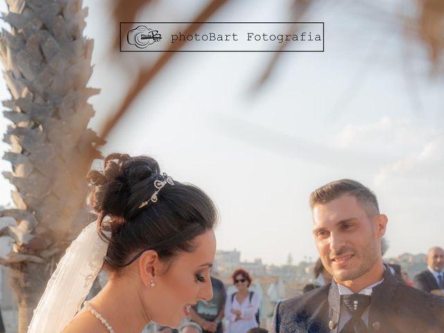 Il matrimonio di Giuseppe e Francesca a Portopalo di Capo Passero, Siracusa 17