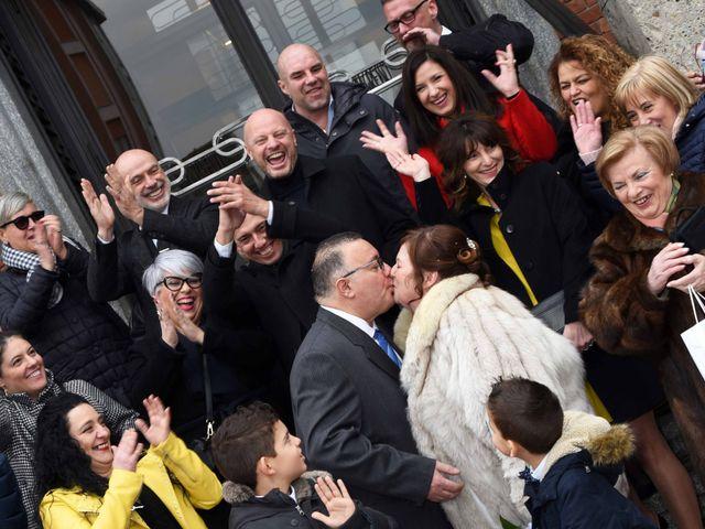 Il matrimonio di Maurizio e Anna a Villasanta, Monza e Brianza 12