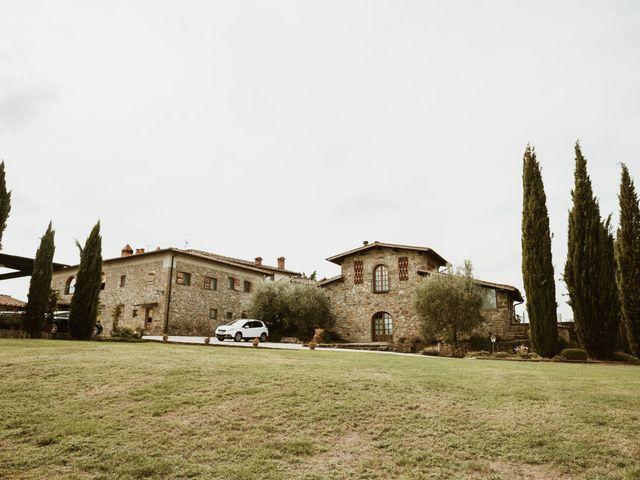 Il matrimonio di Lorenzo e Martina a Montevarchi, Arezzo 29