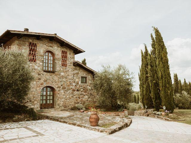 Il matrimonio di Lorenzo e Martina a Montevarchi, Arezzo 30
