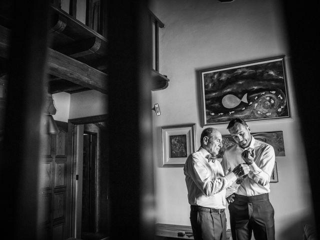 Il matrimonio di Lorenzo e Martina a Montevarchi, Arezzo 34