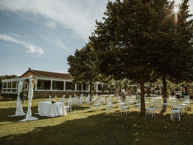 Il matrimonio di Lorenzo e Martina a Montevarchi, Arezzo 46