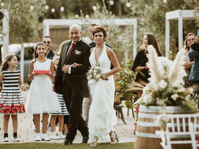 Il matrimonio di Lorenzo e Martina a Montevarchi, Arezzo 52
