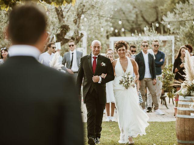 Il matrimonio di Lorenzo e Martina a Montevarchi, Arezzo 53