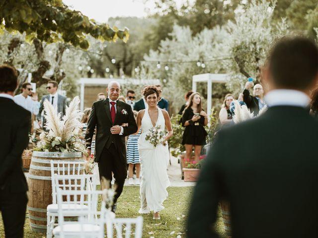 Il matrimonio di Lorenzo e Martina a Montevarchi, Arezzo 54