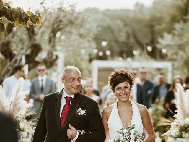 Il matrimonio di Lorenzo e Martina a Montevarchi, Arezzo 55
