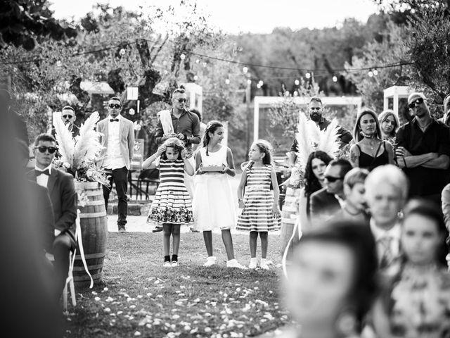 Il matrimonio di Lorenzo e Martina a Montevarchi, Arezzo 66