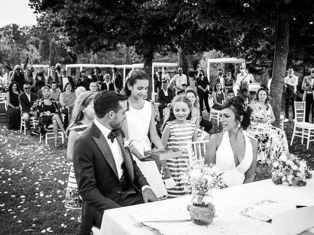 Il matrimonio di Lorenzo e Martina a Montevarchi, Arezzo 72