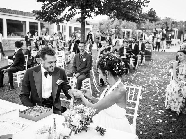 Il matrimonio di Lorenzo e Martina a Montevarchi, Arezzo 76