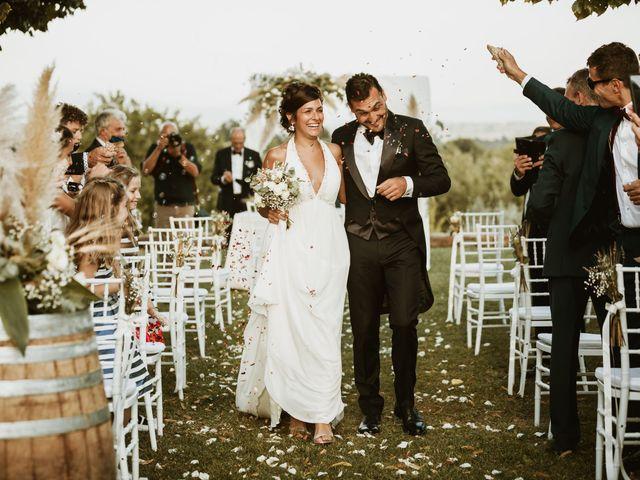 Il matrimonio di Lorenzo e Martina a Montevarchi, Arezzo 82