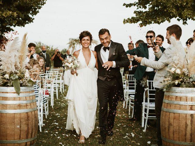 Il matrimonio di Lorenzo e Martina a Montevarchi, Arezzo 84