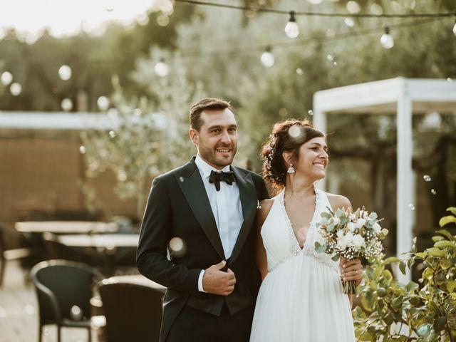 Il matrimonio di Lorenzo e Martina a Montevarchi, Arezzo 88