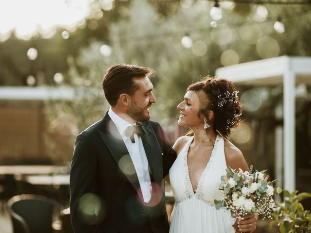 Il matrimonio di Lorenzo e Martina a Montevarchi, Arezzo 89