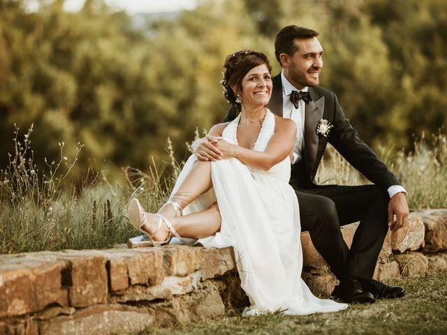 Il matrimonio di Lorenzo e Martina a Montevarchi, Arezzo 105