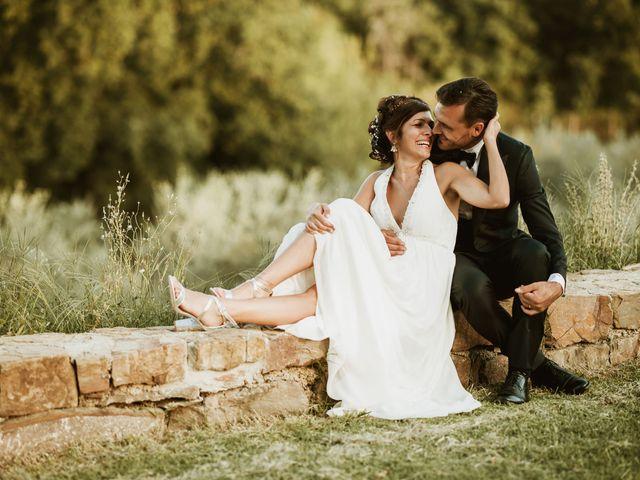 Il matrimonio di Lorenzo e Martina a Montevarchi, Arezzo 108