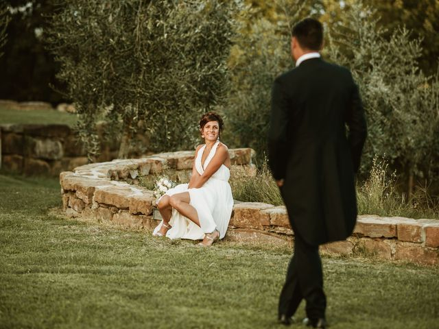 Il matrimonio di Lorenzo e Martina a Montevarchi, Arezzo 112