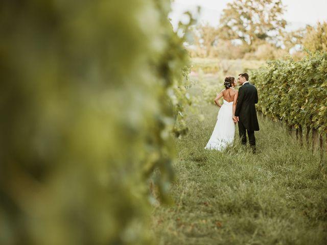 Il matrimonio di Lorenzo e Martina a Montevarchi, Arezzo 115