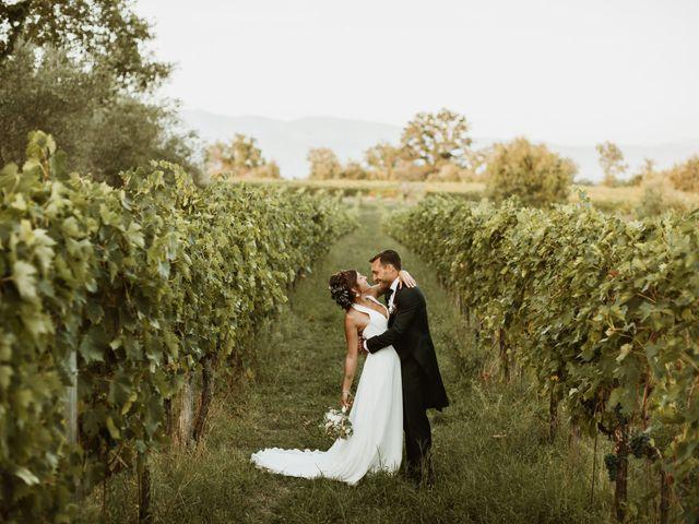 Il matrimonio di Lorenzo e Martina a Montevarchi, Arezzo 118