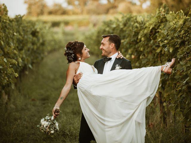 Il matrimonio di Lorenzo e Martina a Montevarchi, Arezzo 119