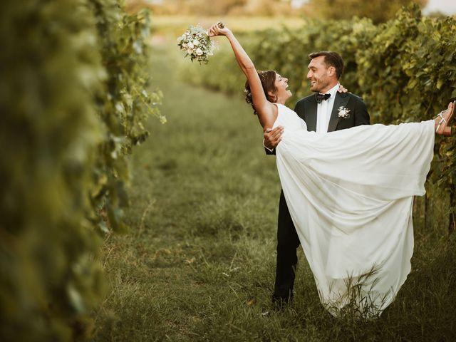 Il matrimonio di Lorenzo e Martina a Montevarchi, Arezzo 120