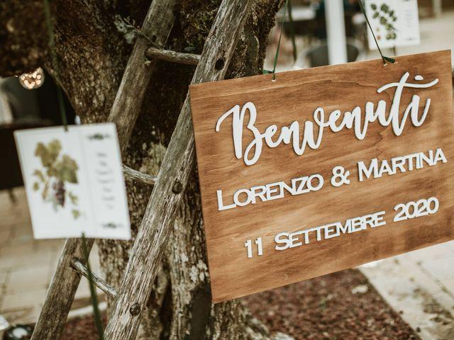 Il matrimonio di Lorenzo e Martina a Montevarchi, Arezzo 131