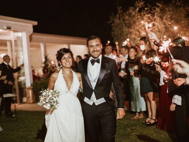 Il matrimonio di Lorenzo e Martina a Montevarchi, Arezzo 170