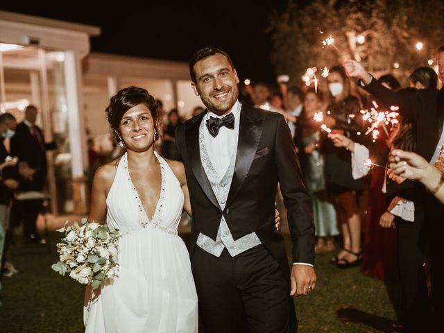 Il matrimonio di Lorenzo e Martina a Montevarchi, Arezzo 171