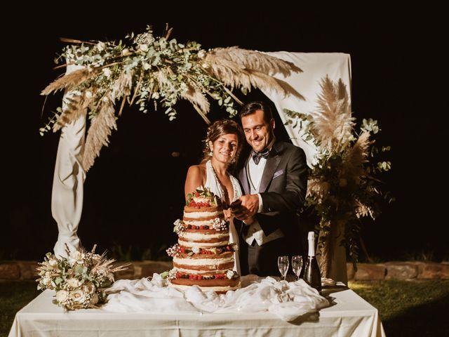 Il matrimonio di Lorenzo e Martina a Montevarchi, Arezzo 172