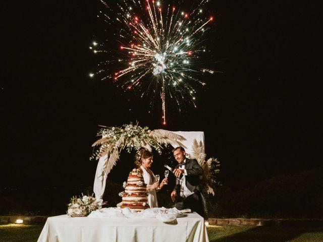 Il matrimonio di Lorenzo e Martina a Montevarchi, Arezzo 173