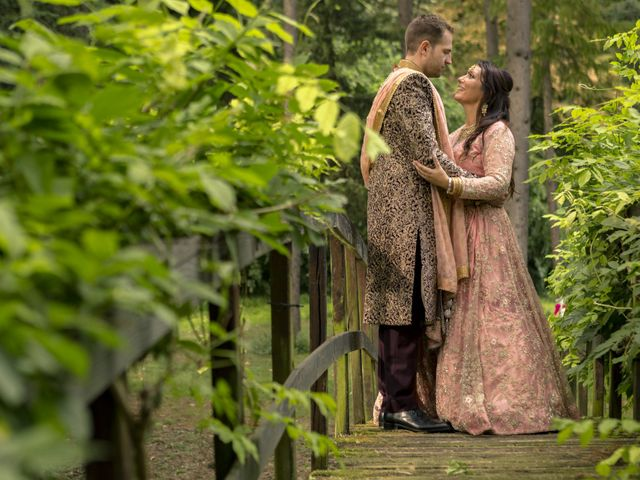 Le nozze di Michela e Silvio