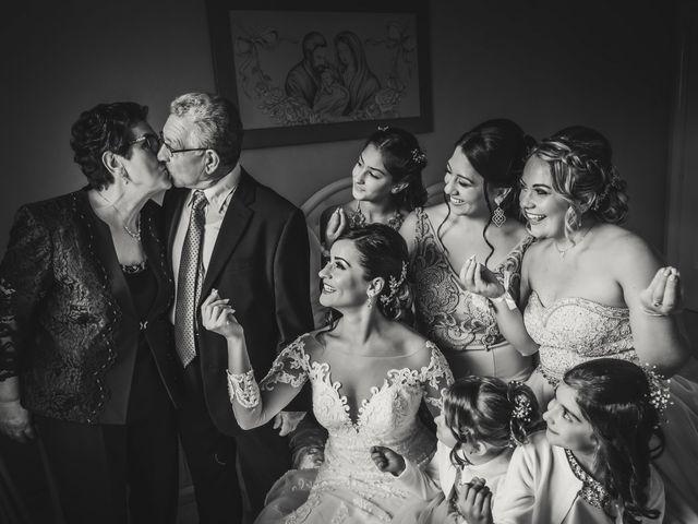 Il matrimonio di Salvatore e Rossella a Mandatoriccio, Cosenza 13