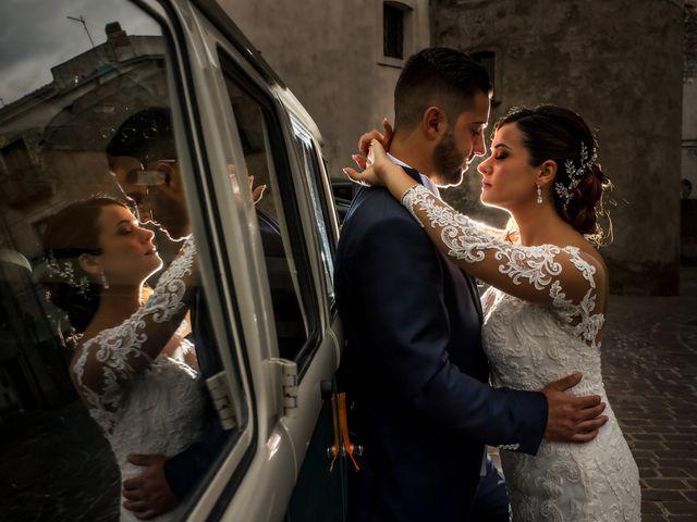 Il matrimonio di Salvatore e Rossella a Mandatoriccio, Cosenza 16