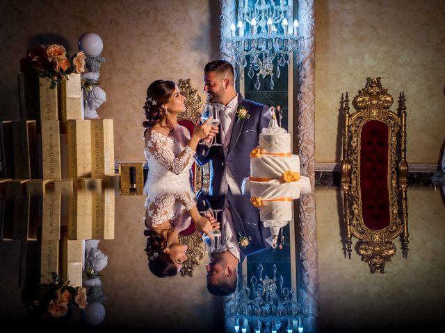 Il matrimonio di Salvatore e Rossella a Mandatoriccio, Cosenza 20