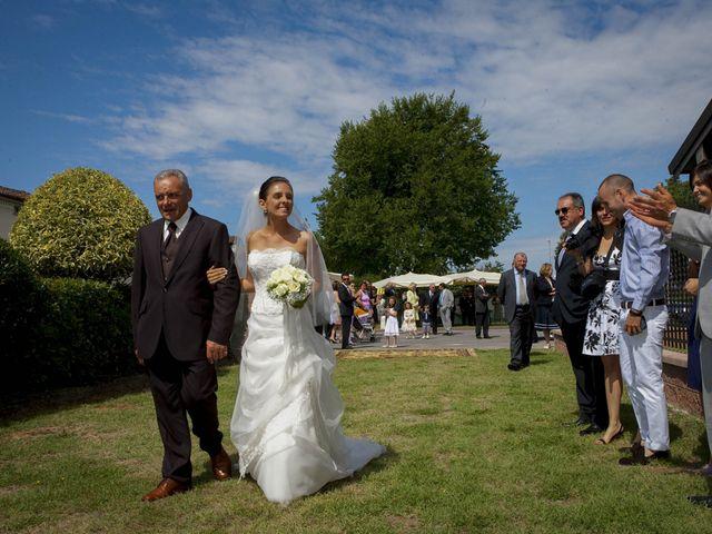 Il matrimonio di Alessio e Emanuela a Marone, Brescia 6