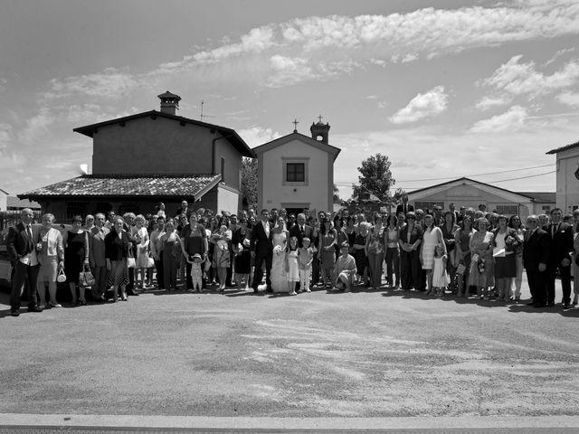 Il matrimonio di Alessio e Emanuela a Marone, Brescia 12