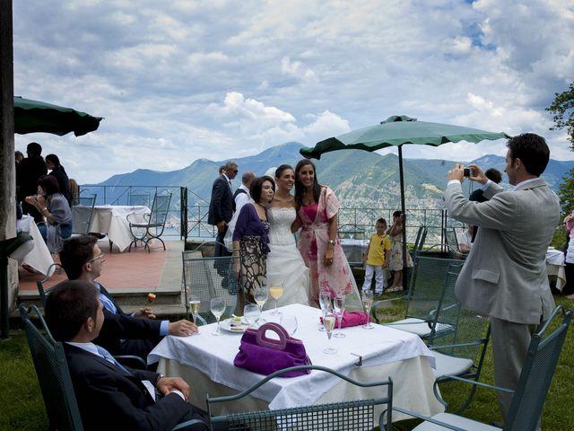 Il matrimonio di Alessio e Emanuela a Marone, Brescia 17