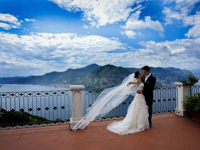 Il matrimonio di Alessio e Emanuela a Marone, Brescia 28