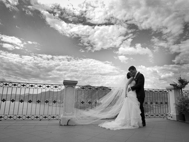 Il matrimonio di Alessio e Emanuela a Marone, Brescia 29