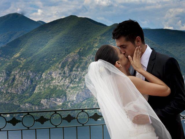Il matrimonio di Alessio e Emanuela a Marone, Brescia 33