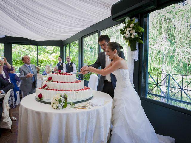 Il matrimonio di Alessio e Emanuela a Marone, Brescia 44
