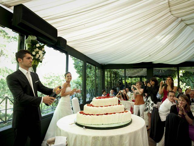 Il matrimonio di Alessio e Emanuela a Marone, Brescia 45
