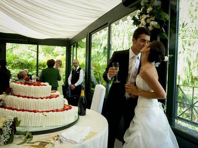Il matrimonio di Alessio e Emanuela a Marone, Brescia 46