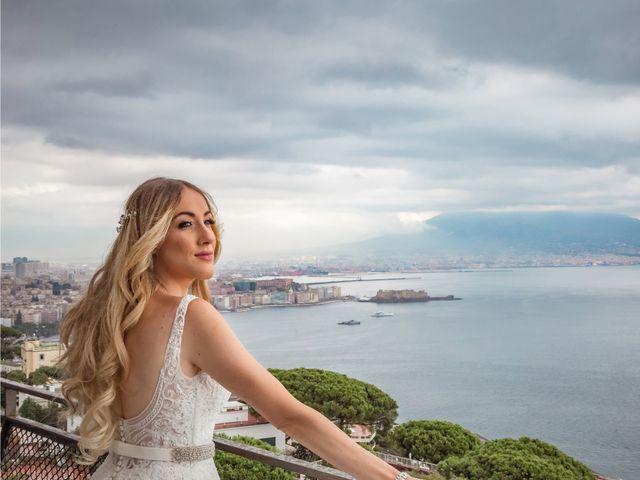 Il matrimonio di Domenico e Daniela a Napoli, Napoli 30