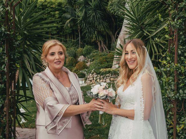 Il matrimonio di Domenico e Daniela a Napoli, Napoli 54