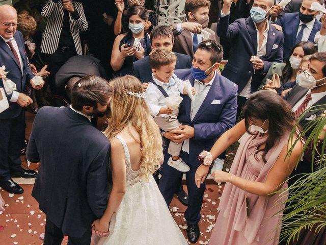 Il matrimonio di Domenico e Daniela a Napoli, Napoli 66