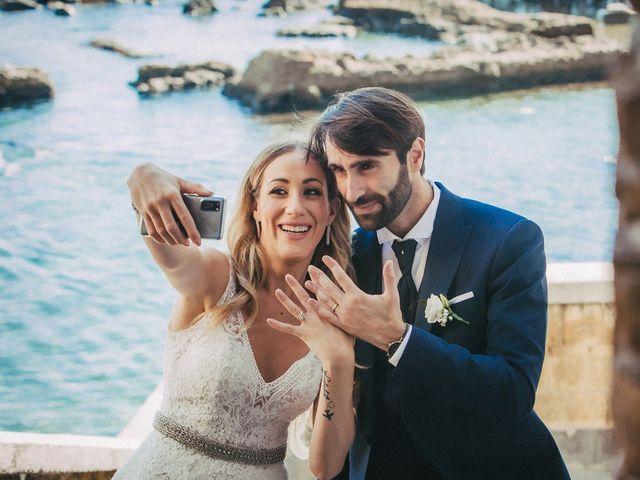 Il matrimonio di Domenico e Daniela a Napoli, Napoli 88